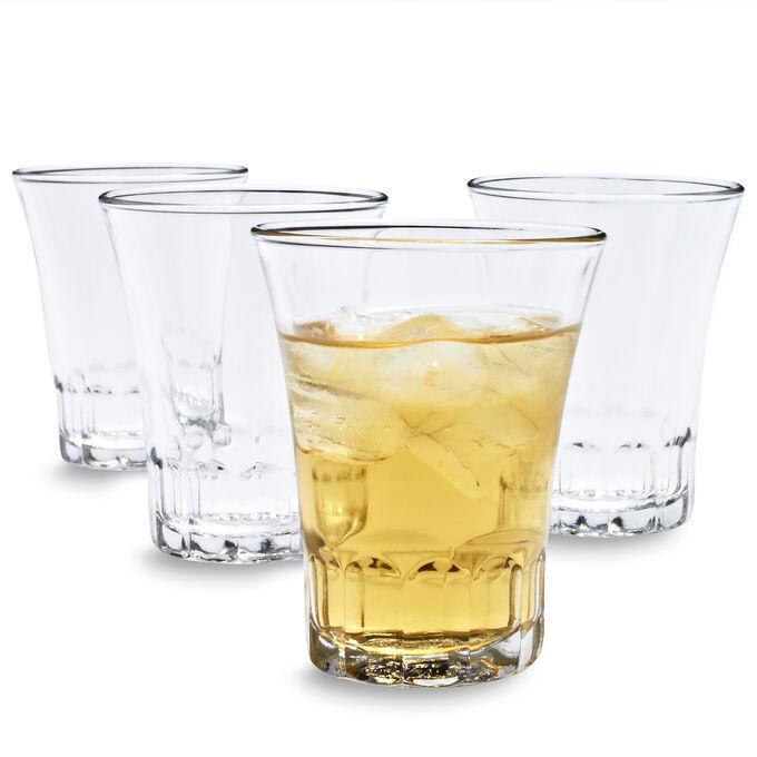 Duralex Amalfi Glasses, Set of 4