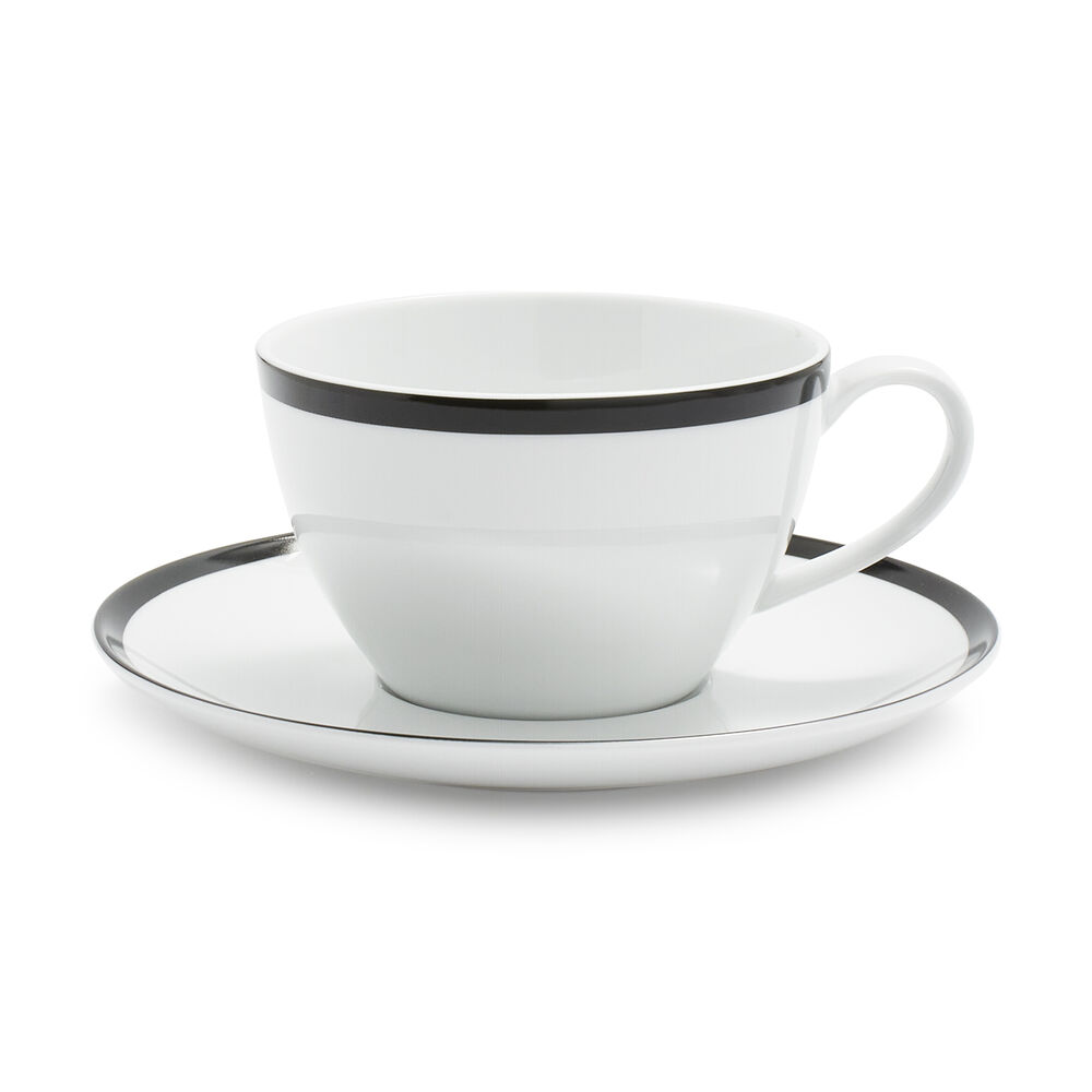Chez Nous Cup and Saucer