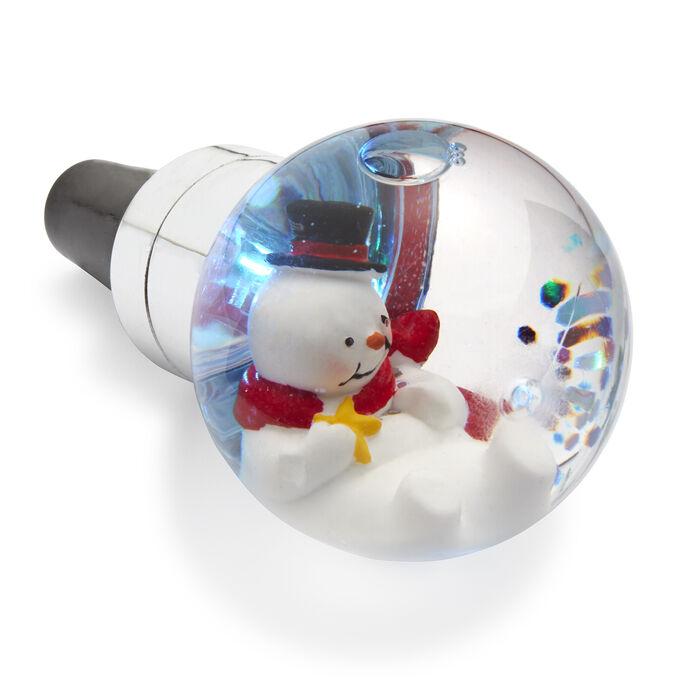 Snowman Bottle Stopper