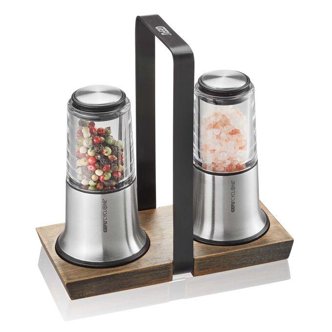 X-PLOSION Salt and Pepper Mill Set