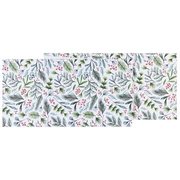 "Bough & Berry Runner, 72"" x 13"""