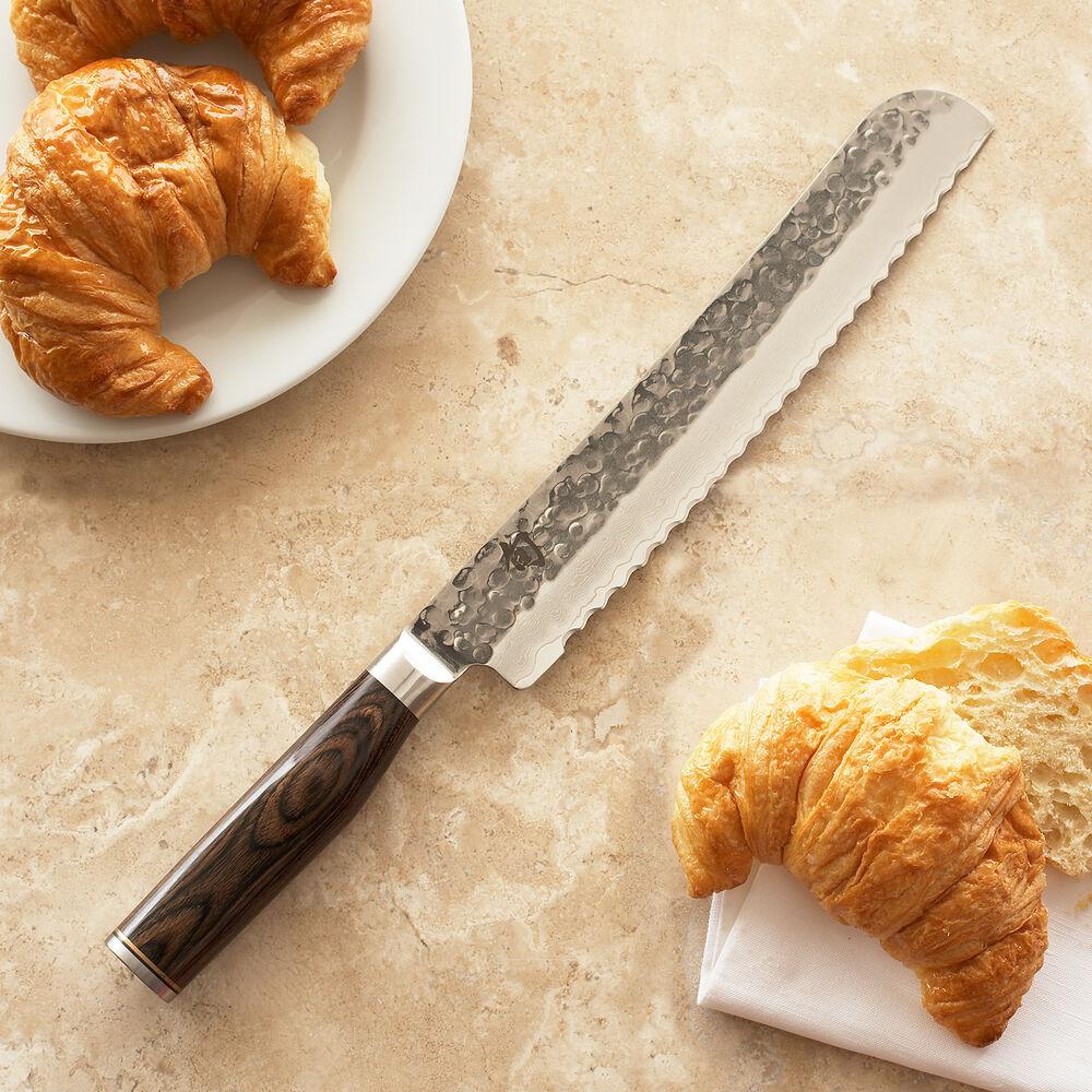 """Shun Premier Bread Knife, 9"""""""
