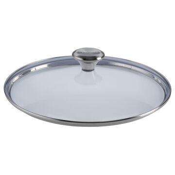 Le Creuset Stainless Steel Glass Lid, 9.5""