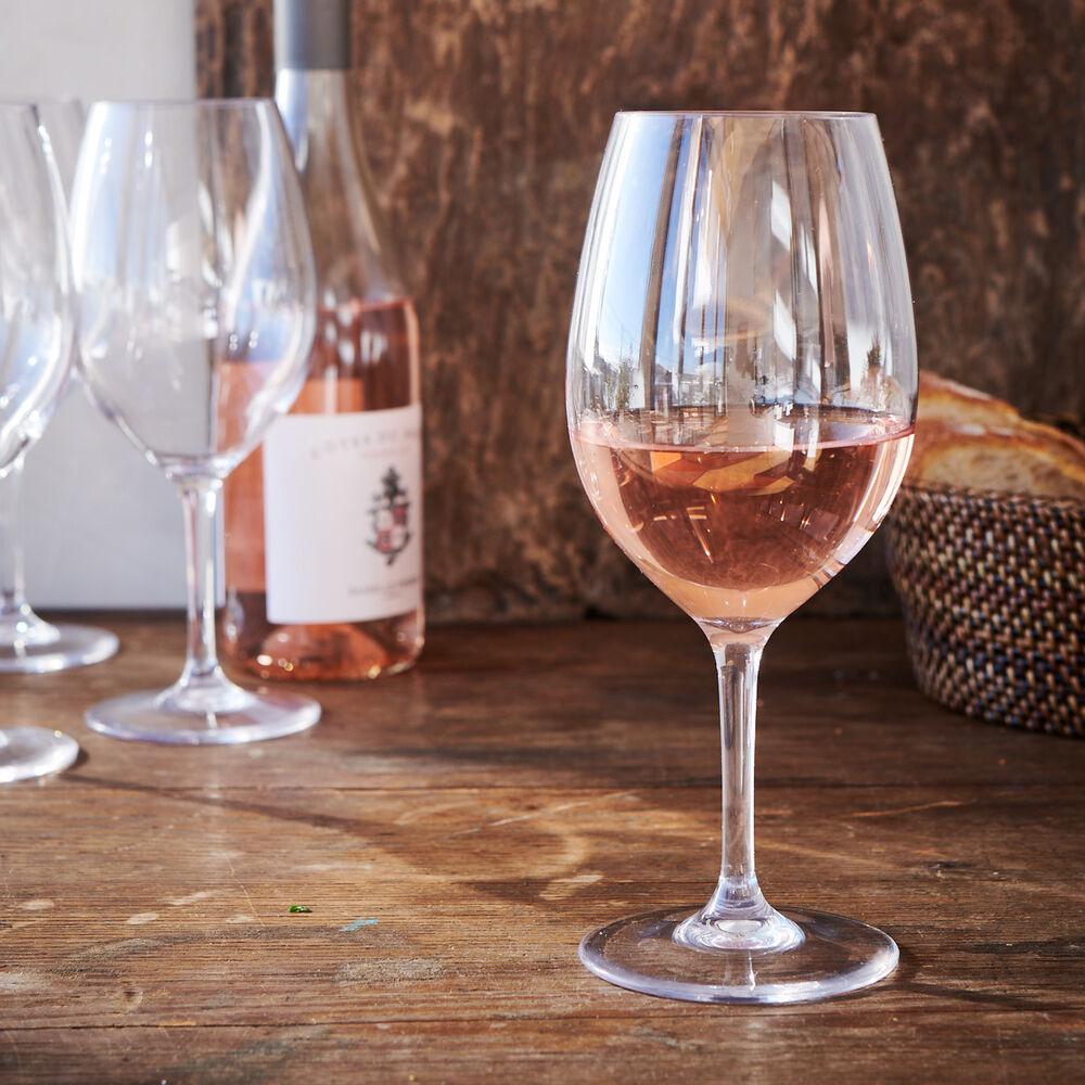 Outdoor Wine Glasses, Set of 4