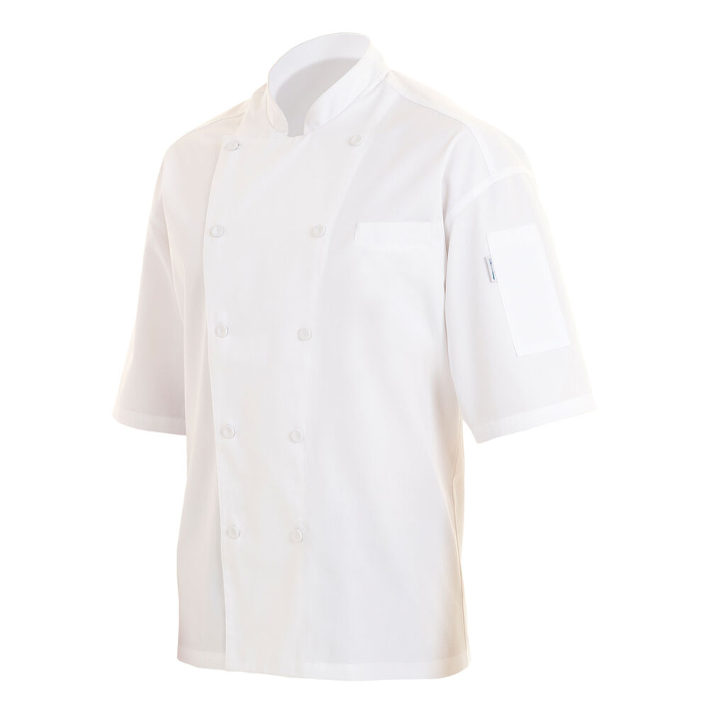 Chef Works White Cool Vent™ Chef Coats