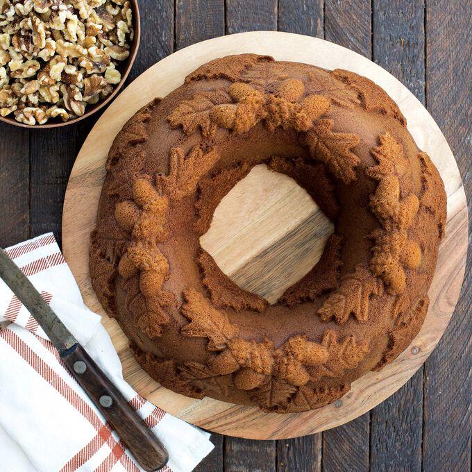 Nordic Ware Autumn Wreath Bundt Pan