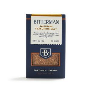 Bitterman Salumami Salt, 3 oz.