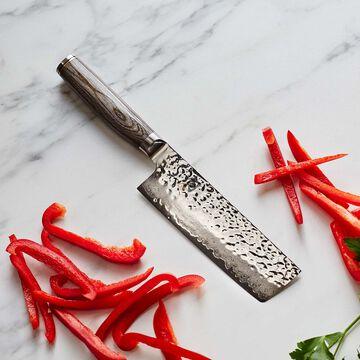 "Shun Premier Grey Nakiri Knife, 5.5"""