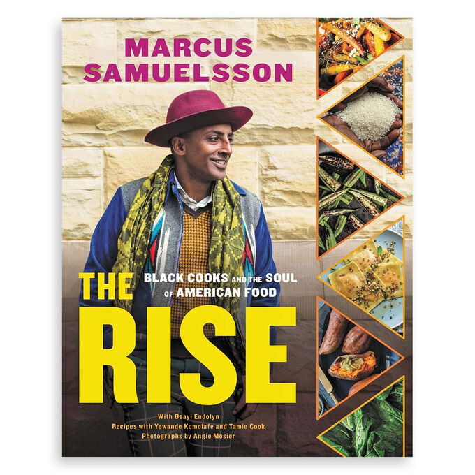 The Rise: Black Cooks and the Soul of American Food: A Cookbook