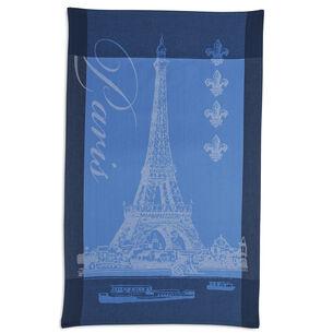 """Jacquard Eiffel Tower Kitchen Towel, 30"""" x 20"""""""