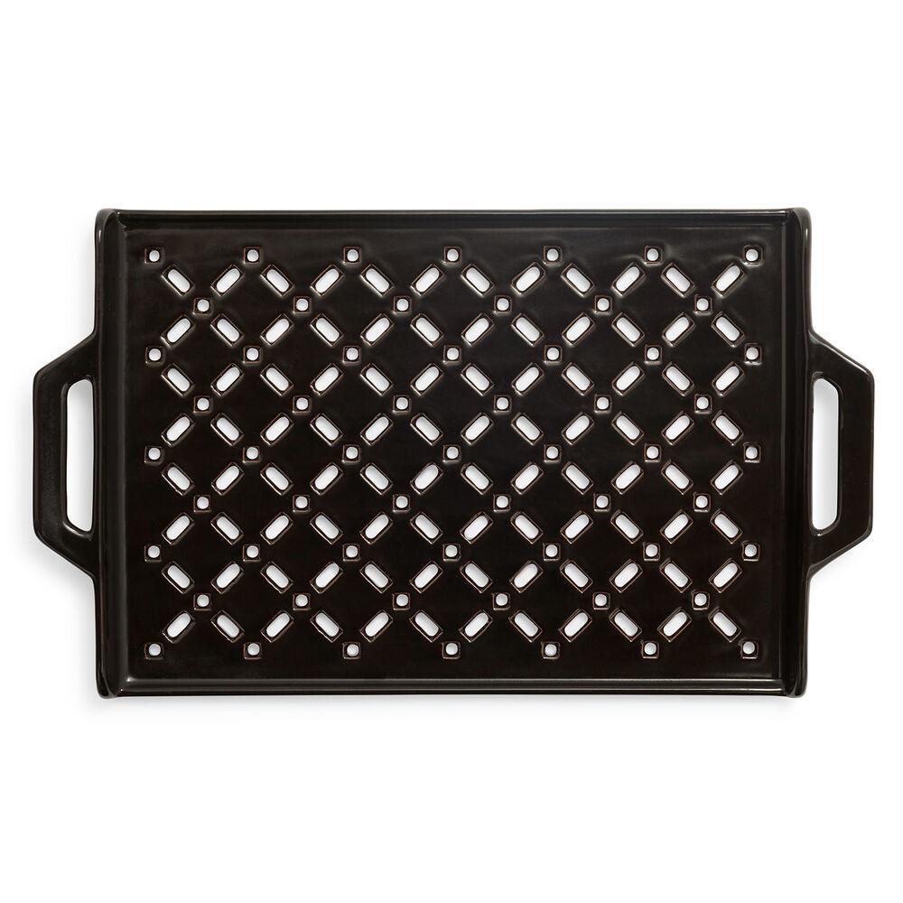 "Sur La Table Pro Ceramic Grill Grid, 9.75"" x 16.75"""