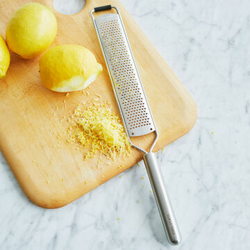 Sur La Table Stainless Steel Rasp Grater
