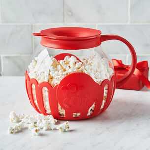 Sur La Table Glass Microwave Popcorn Popper