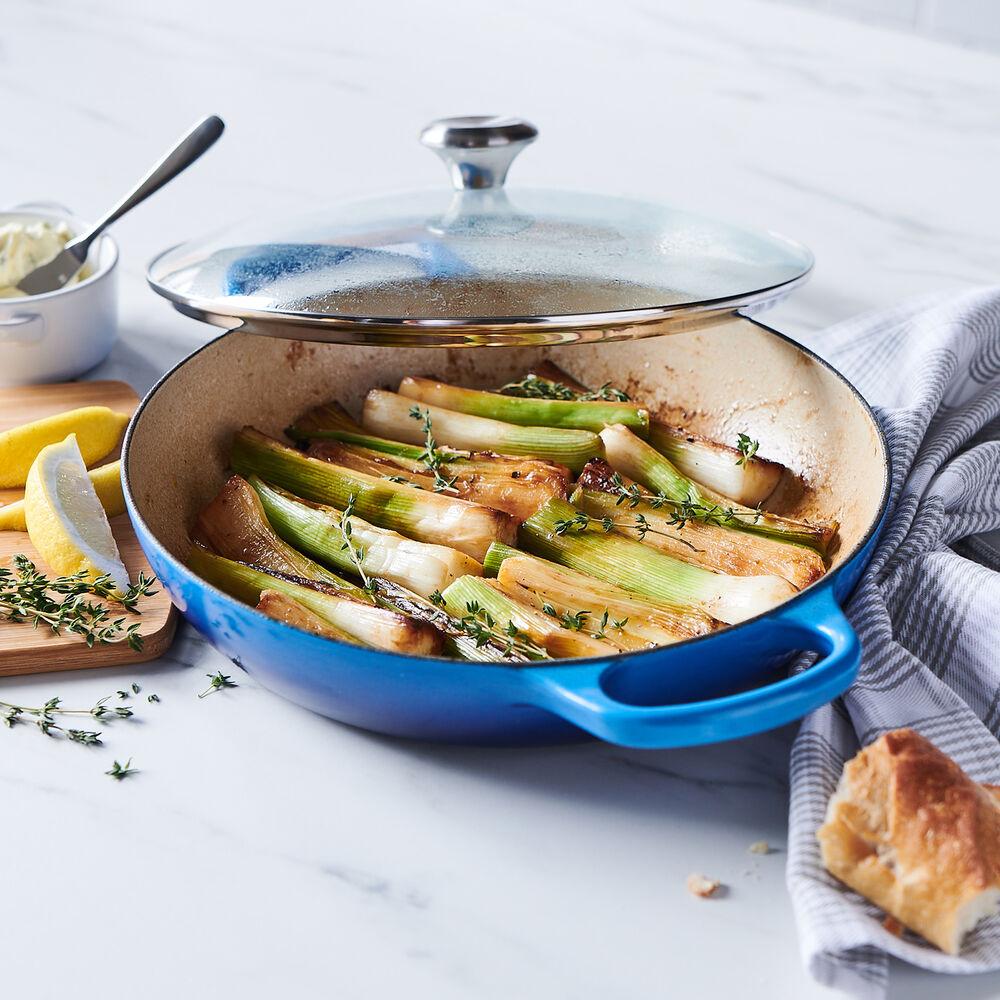Le Creuset Buffet Casserole with Glass Lid, 3.5 qt.