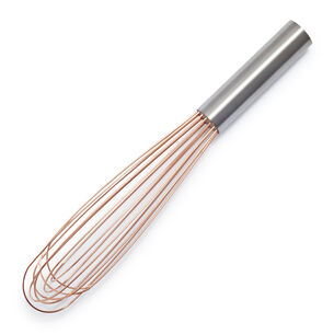 Copper French Whisk, 10""