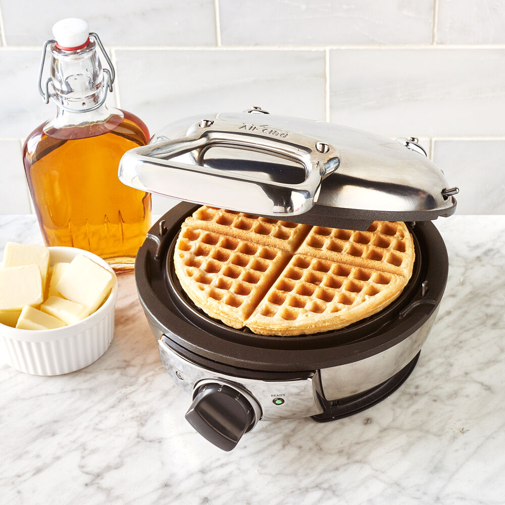 All-Clad Classic Waffle Maker