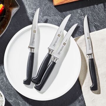 Zwilling J.A. Henckels® Four Star Steak Knives, Set of 4