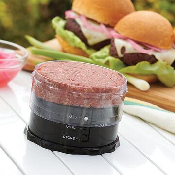 Outset Adjustable Burger Press