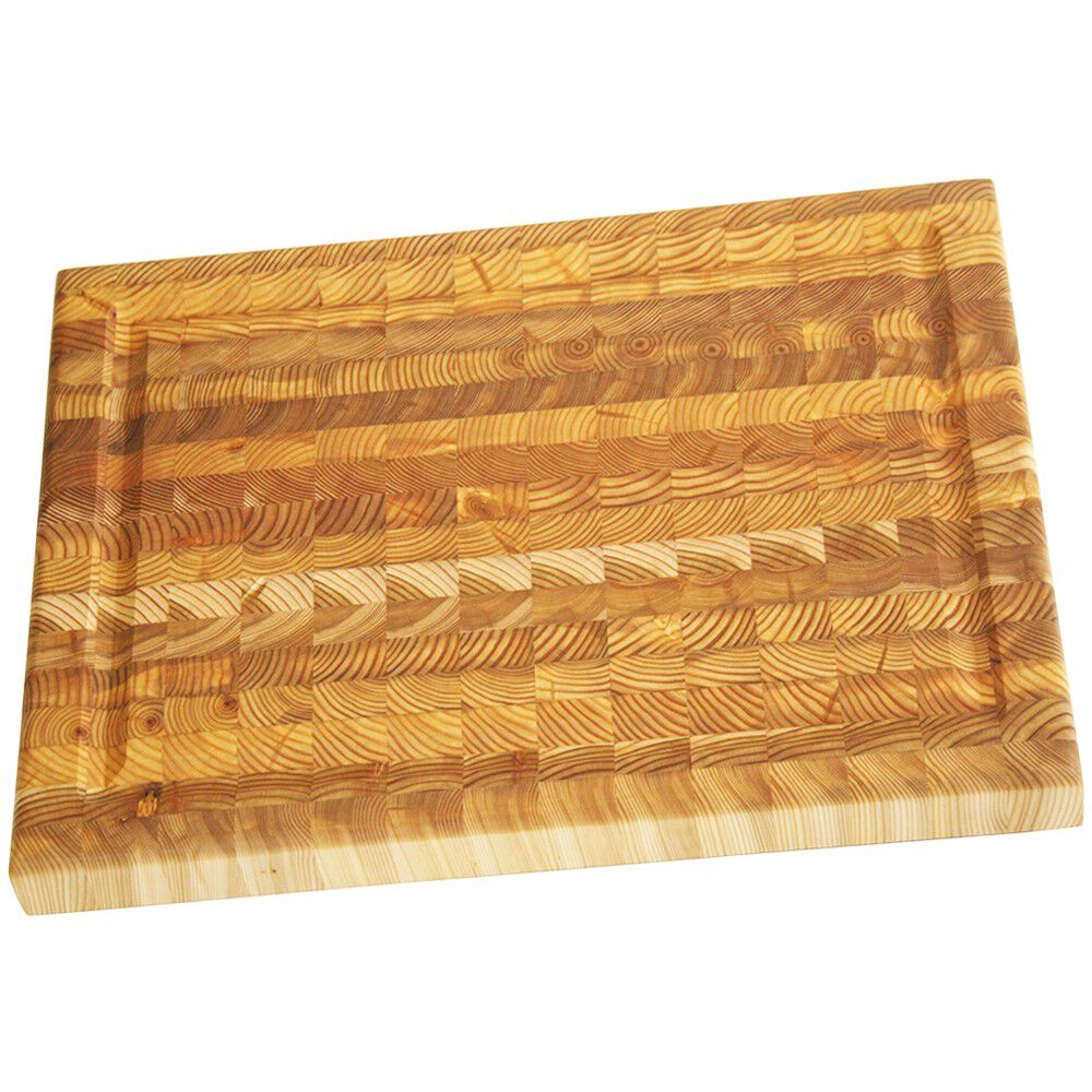Larch Wood Carving Boards