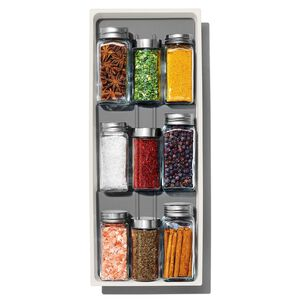 OXO Good Grips Compact Spice Drawer Organizer