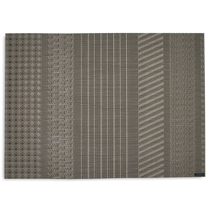 "Chilewich Mixed Weave Luxe Placemat, 14"" x 19"""