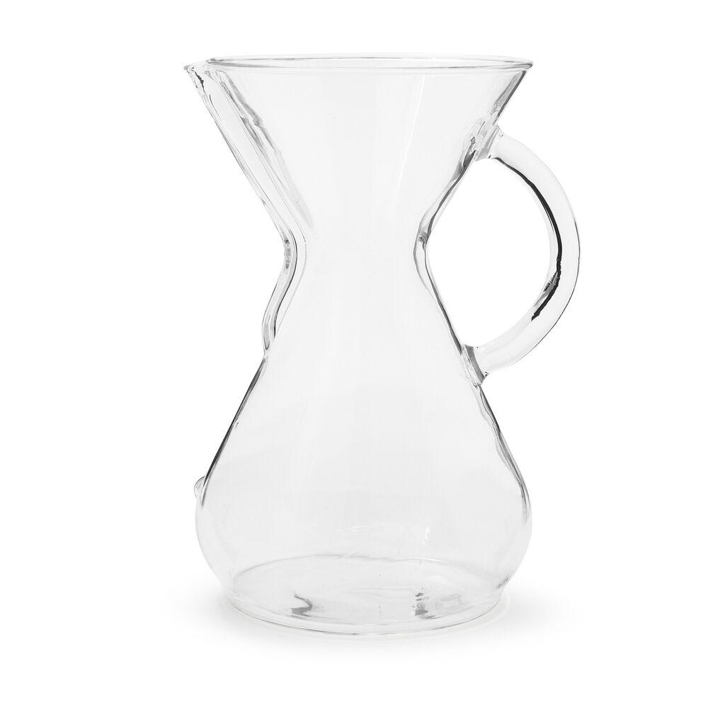 Chemex Classic Series Drip Coffeemaker with Glass Handle