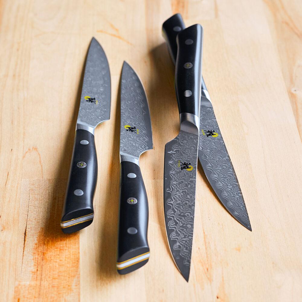 Miyabi Hibana 4-Piece Steak Knife Set