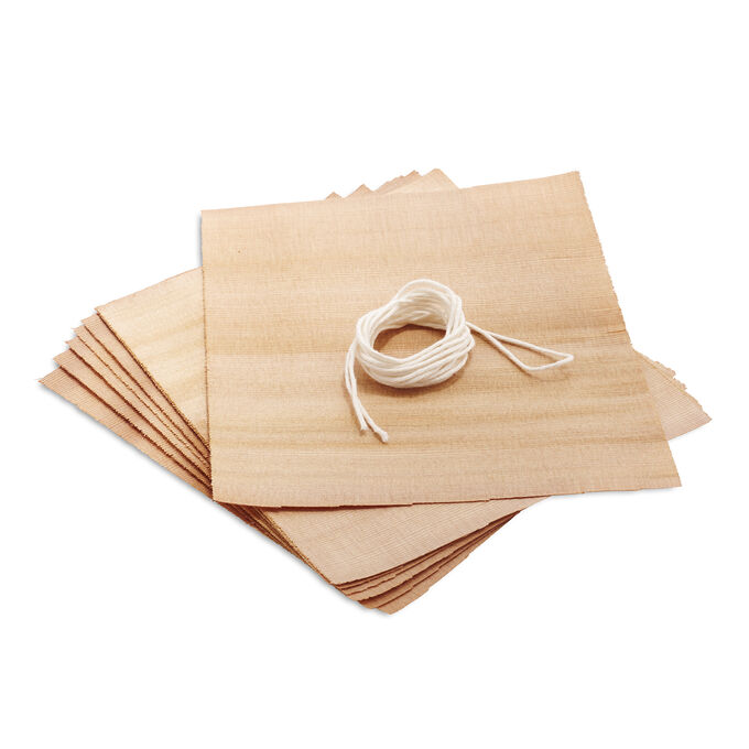 Cedar Grilling Wrap, 8 pack