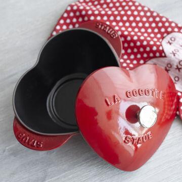 Staub Heart Cocotte