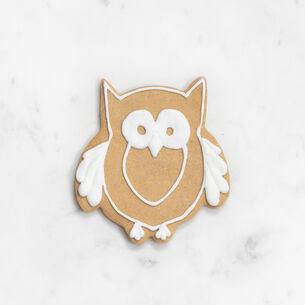 """Cute Owl Cookie Cutter, 3.5"""""""