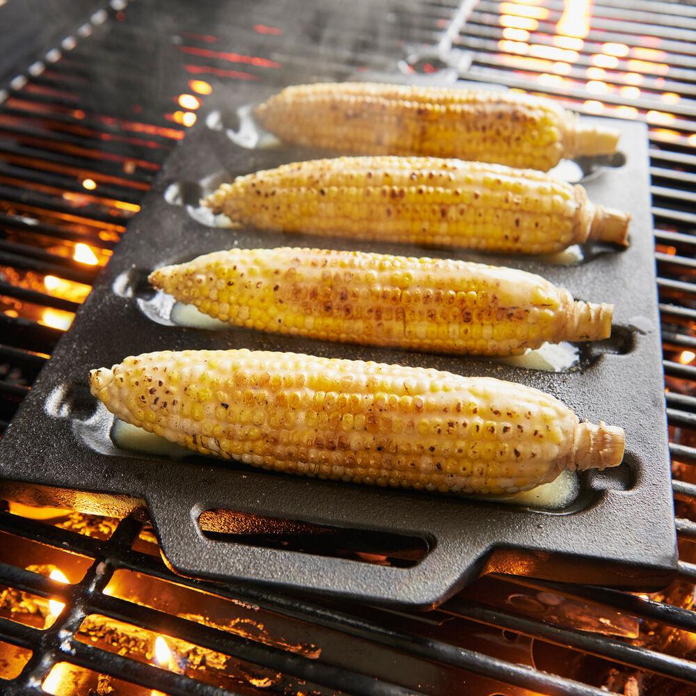Sur La Table Cast Iron Corn Pan