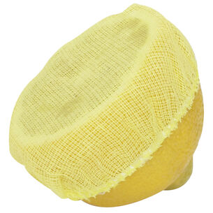 Lemon Cover Stretch Wraps, Set of 12