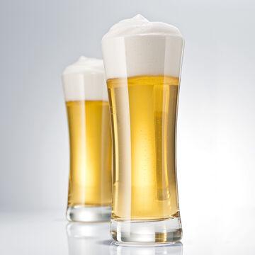 Schott Zwiesel Beer Basic Wheat Beer Glasses, Set of 6