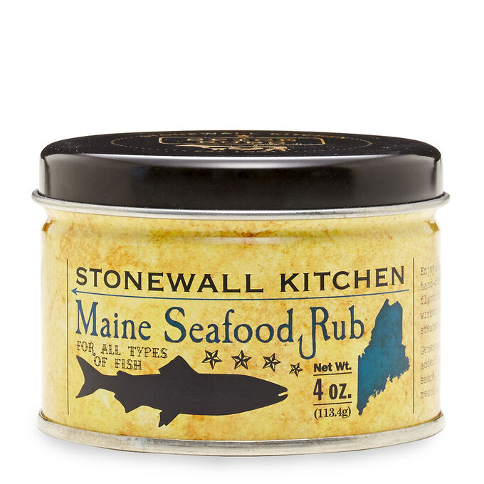 Stonewall Kitchen Maine Seafood Rub