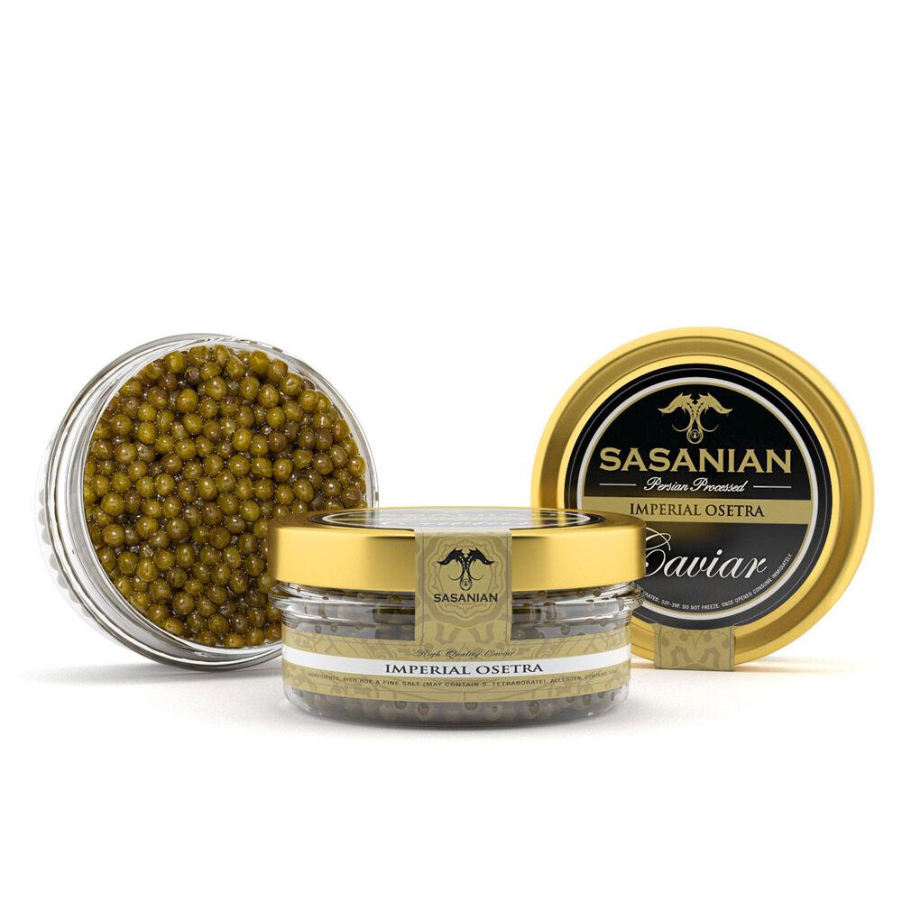 Caviar & Caviar Imperial Caviar