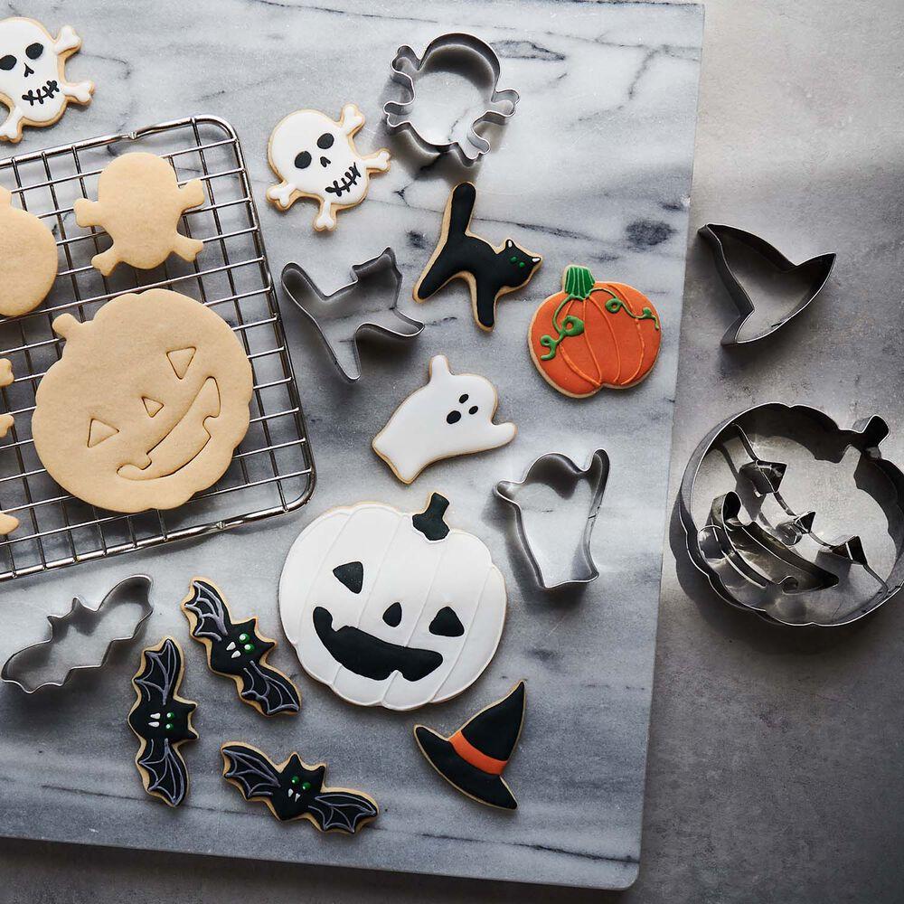 Jack-o'-Lantern Impression Cookie Cutter