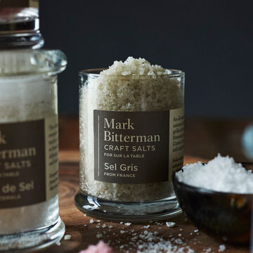 Bitterman's Sel Gris Sea Salt