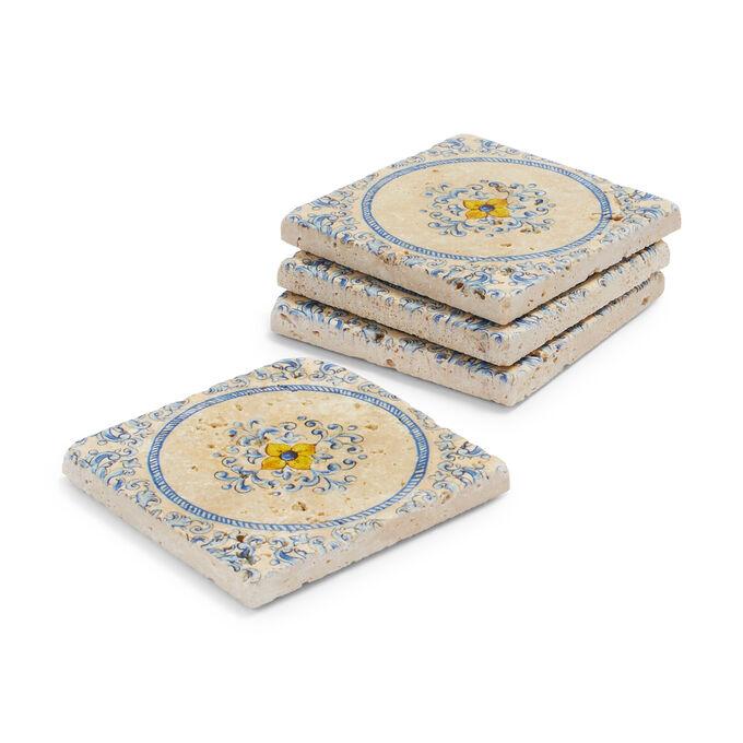 Mercado Coasters, Set of 4