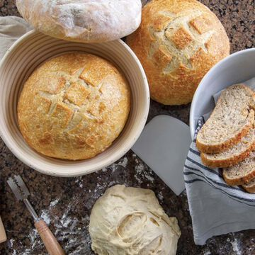 Mrs. Anderson's Artisan Baking Bread Lame with 15 Blades