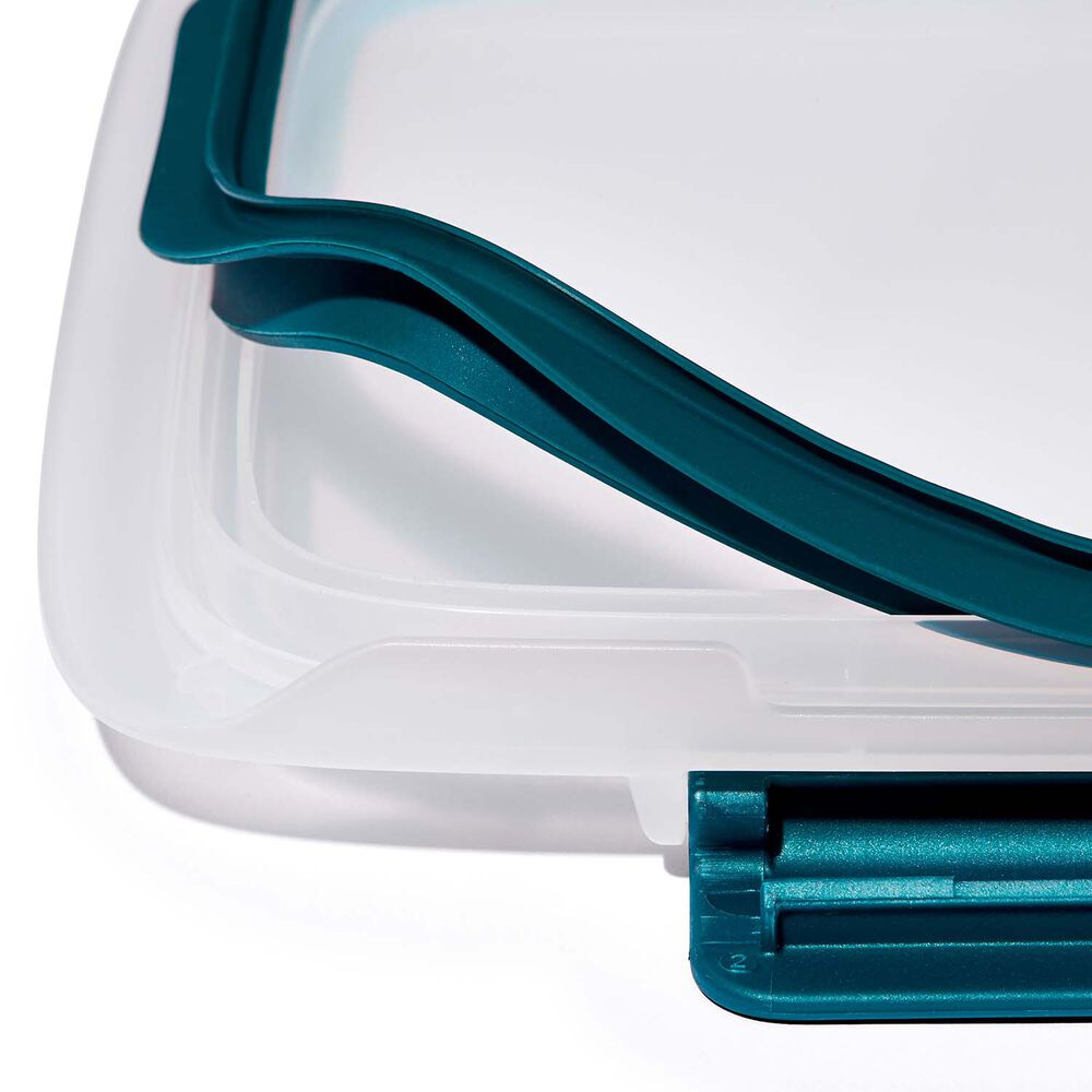 OXO Good Grips Prep and Go Container with Colander, 1.9 Cups