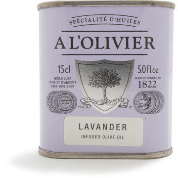 A L'Olivier Lavender-Infused Olive Oil, 5 oz.