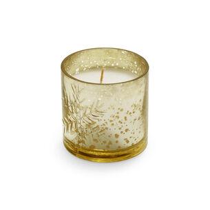 "Mercury Snowflake Candle, 2.5"""