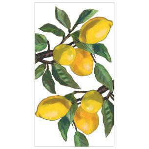 Lemon Napkins, Set of 15