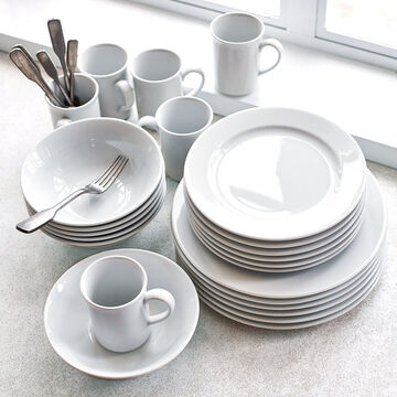 Bistro 24-Piece Dinnerware Set