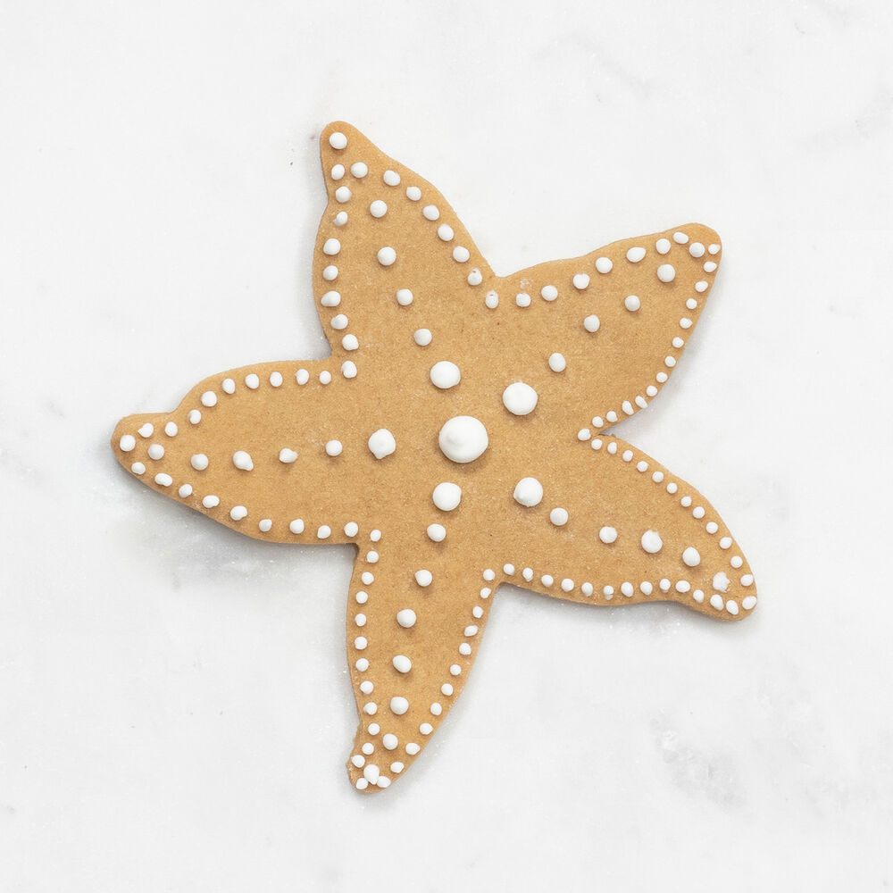 "Starfish Cookie Cutter, 4"""