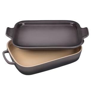 Le Creuset Rectangular Baker with Platter Lid