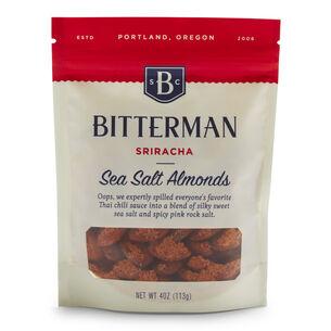 Bitterman Sriracha Salted Almonds