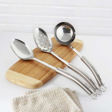 Chantal Stainless Steel Spoons, Set of 3