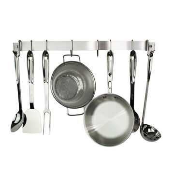 Enclume Stainless Steel Easy-Mount Wall Racks