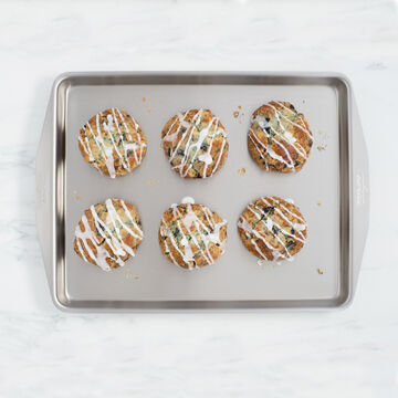 """All-Clad d3 Stainless Steel Jelly Roll Pan, 15"""" x 12"""""""